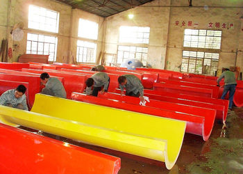 China Fiberglass Water Slides exporter