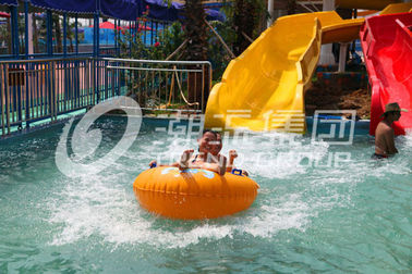 China Customized Kids Water Slides Amusement Park Games For Family Interaction supplier