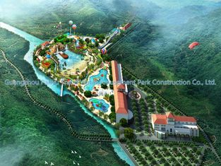 China Amusement Water Park Conceptual Design / Professional Design Team for Water Park supplier