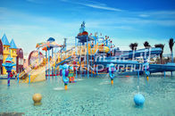 China Activities Large Aqua Playground Children Play Equipment Entertaining company