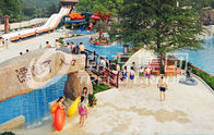 China Custom Construction Lazy River Equipment For Aqua Water Park company