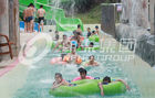 China Strong Large Water Park Lazy River / Galvanized Carbon Steel Supporting factory