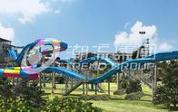 China Strong QC Team Amusement Aquapark Water Dragon Water Roller Coaster For Water Park company