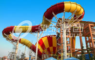 China Funny Family Tornado Water Slide Games Outdoor Playground Equipment factory
