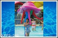 China Customized Aqua Play, Octopus Spray, Fiberglass Spray Park Equipment For Children company