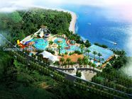 China Water Park Conceptual Design / Customized Water Park / Professional Water Park Constructs Team factory