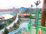 China Waterpark Project, Outdoor Water Park Engineering Projects / Customized Water Slide company
