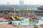 China Amusement Waterpark Project, Gaint Water Park Equipment Kids Theming Water Park Slide company