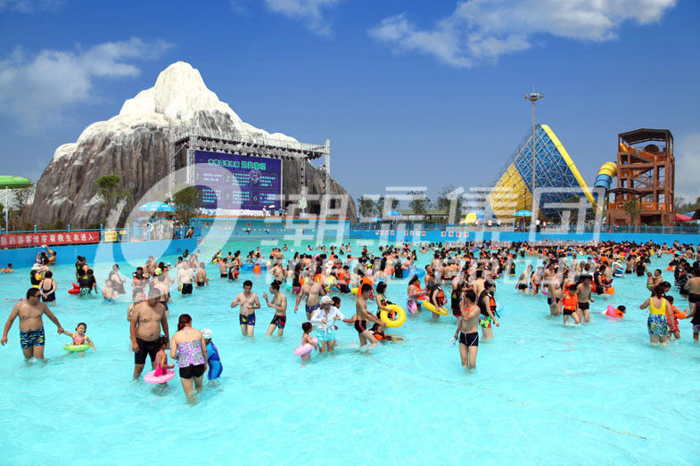 Air Blower Water Park Wave Pool Construction Family Use ...