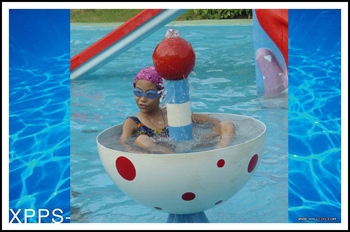 Fiberglass aqua play spray aqua park equipment for kids - Swimming pool accessories for adults ...