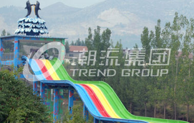 China OEM Water Park Design Companies Offer One - stop Service on Water Park Project / Customoized factory