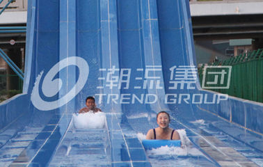 China Hot Sale Outdoor Fiberglass Water Slides for Adult Used in Amusement Waterpark factory