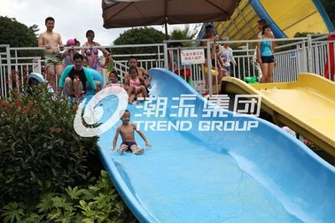 China Fiberglass Water Slides for Swimming Pool Equipment for Kids Water Play for Kids Water Park factory