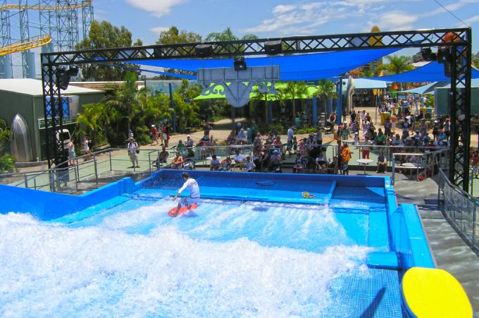 Most popular Flow-rider Surfing manufacturers of Waterpark Equipment in China