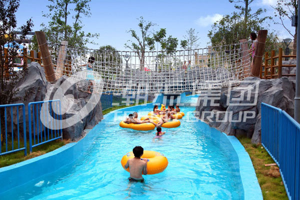 Recommending Equipment Water Park Lazy River Construction