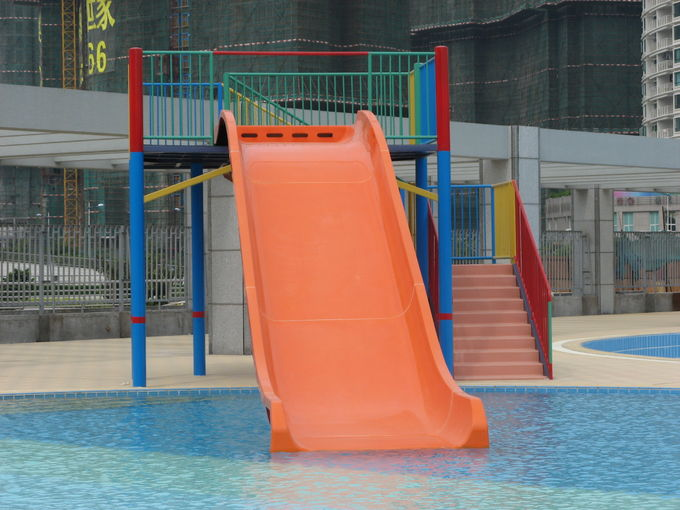 Fiberglass water slides for swimming pool equipment for kids water play water park design for Swimming pool water slide parts