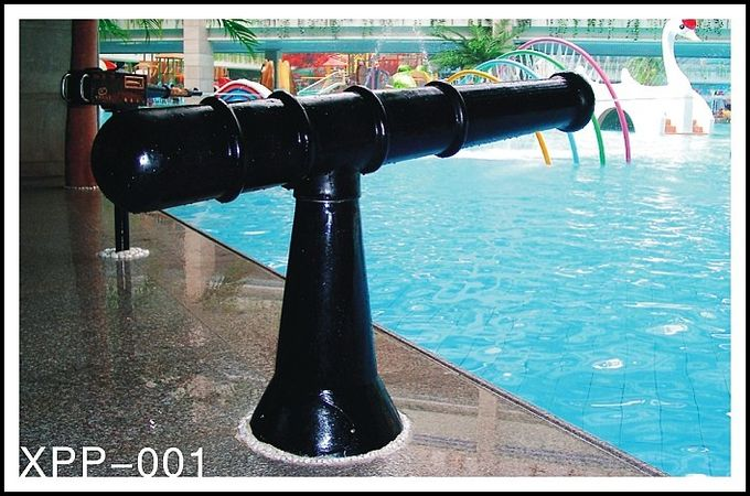 Outside water spray park equipment swimming pool play equipment 1500 400 980mm for China fleet club swimming pool prices